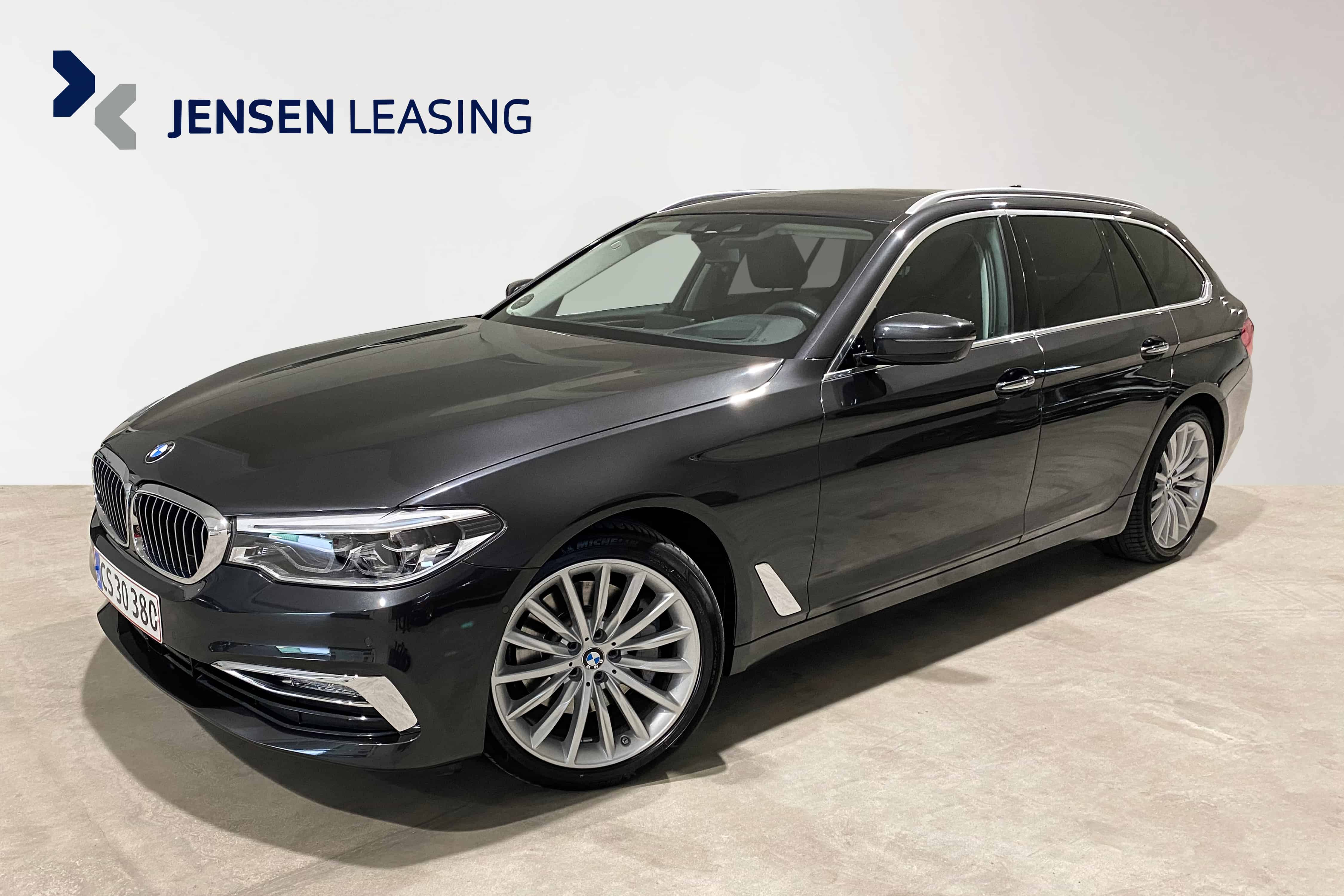 BMW 530d 3,0 Touring Luxury Line xDrive aut 5d