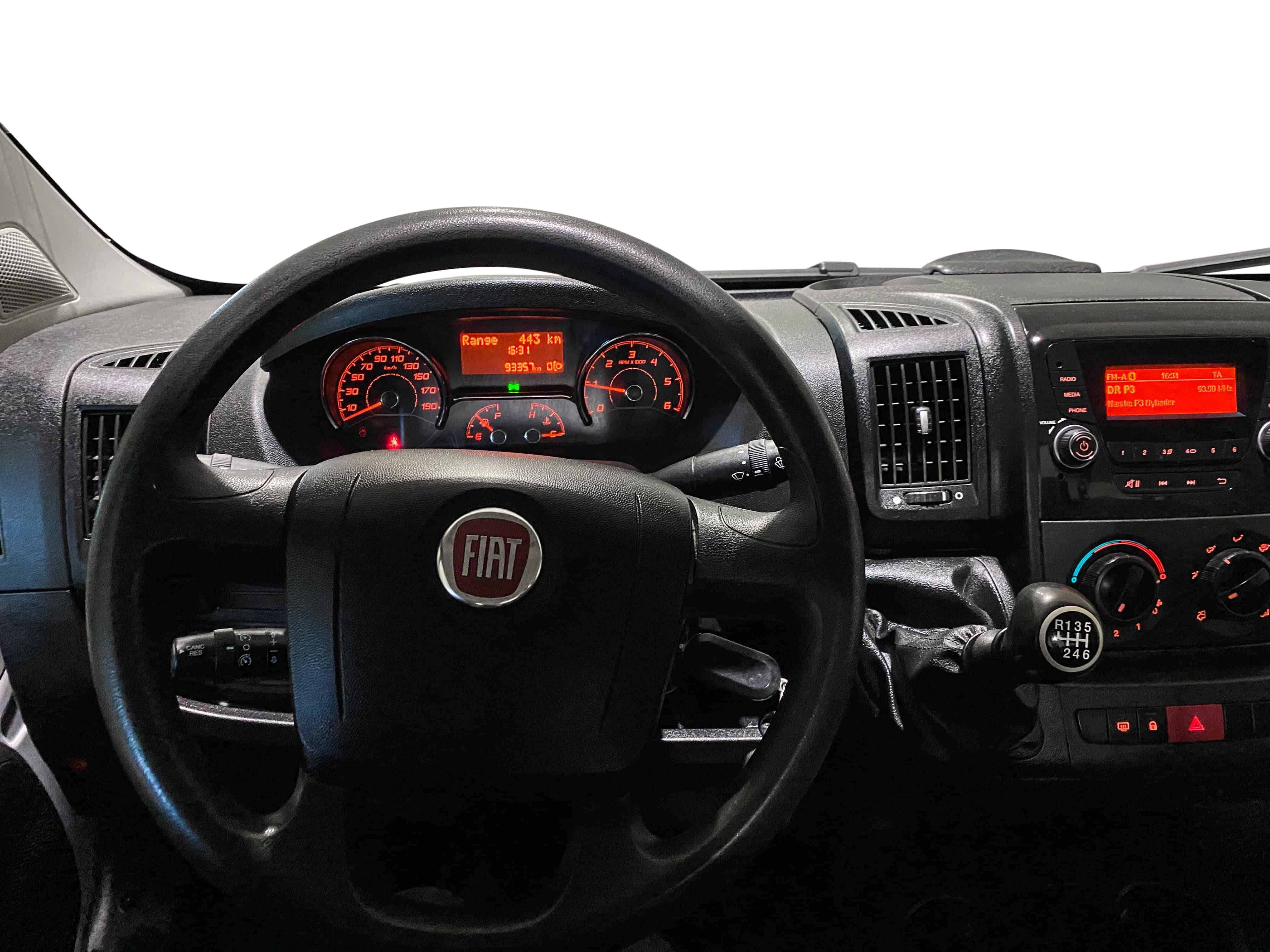 Fiat Ducato 33 2,3 MJT 130