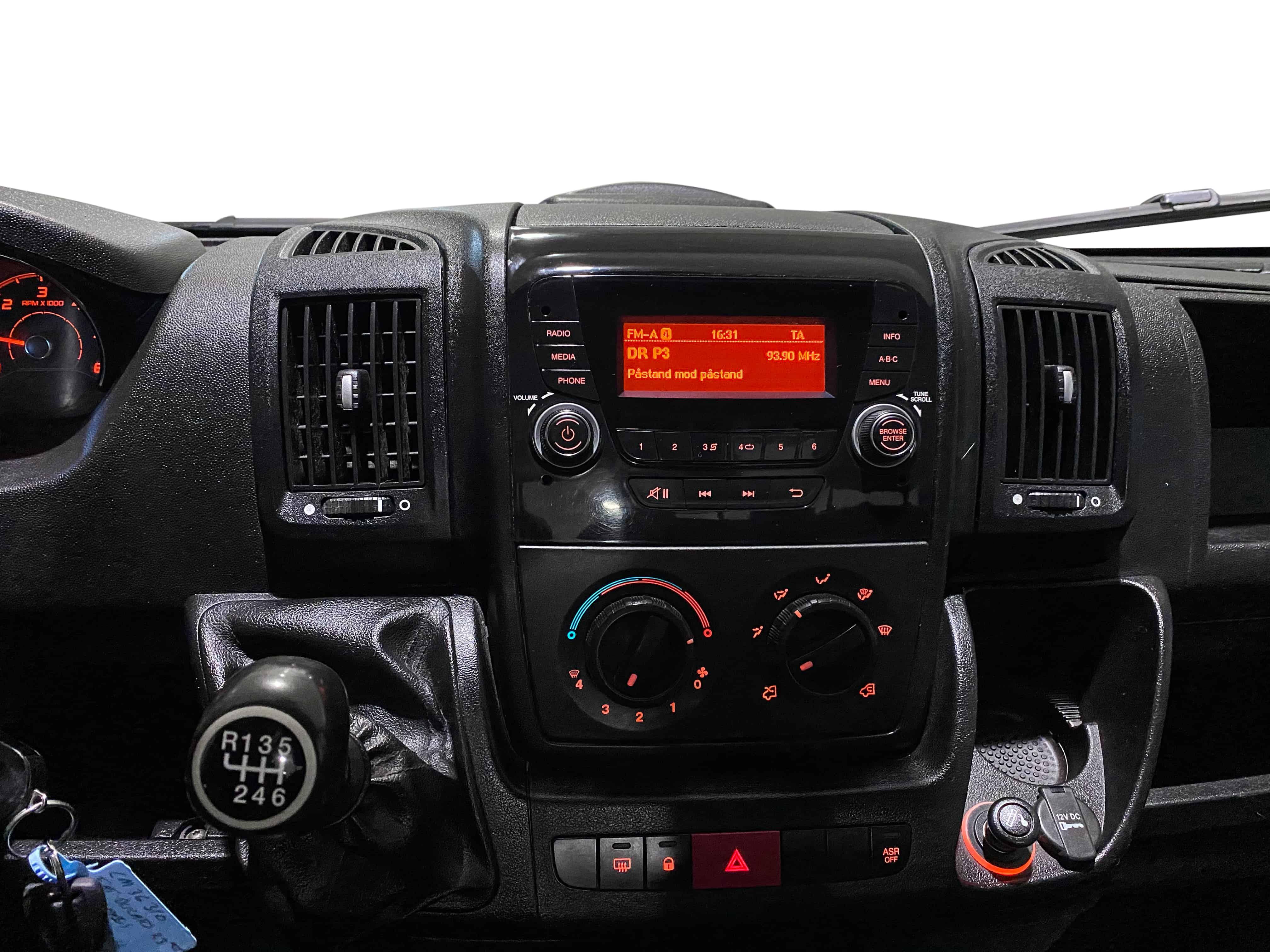 Fiat Ducato 33 2,3 Chassis L3