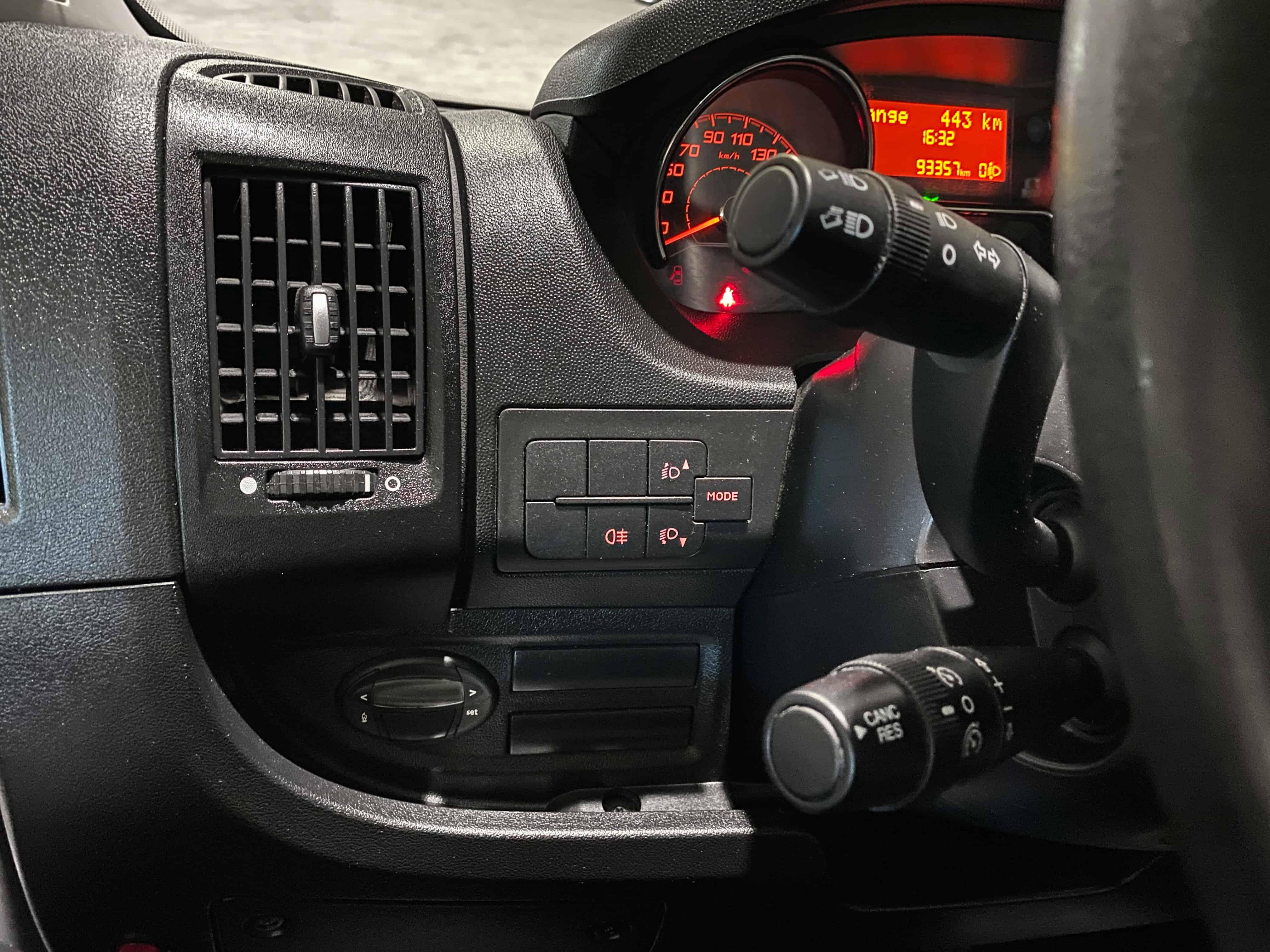 Fiat Ducato MJT 130 Chassis L3
