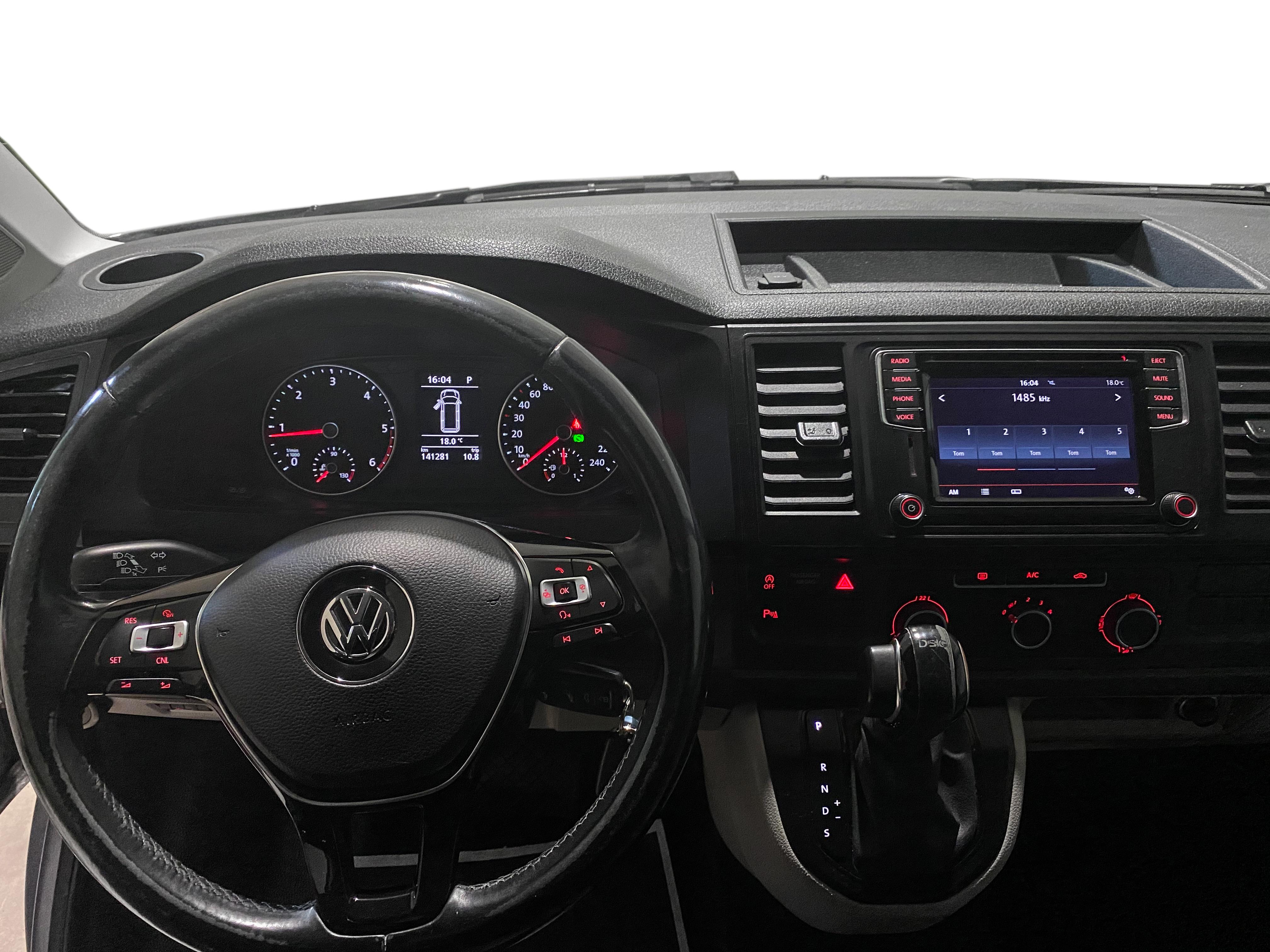 VW Transporter 2,0 TDi 150 DSG lang leasing
