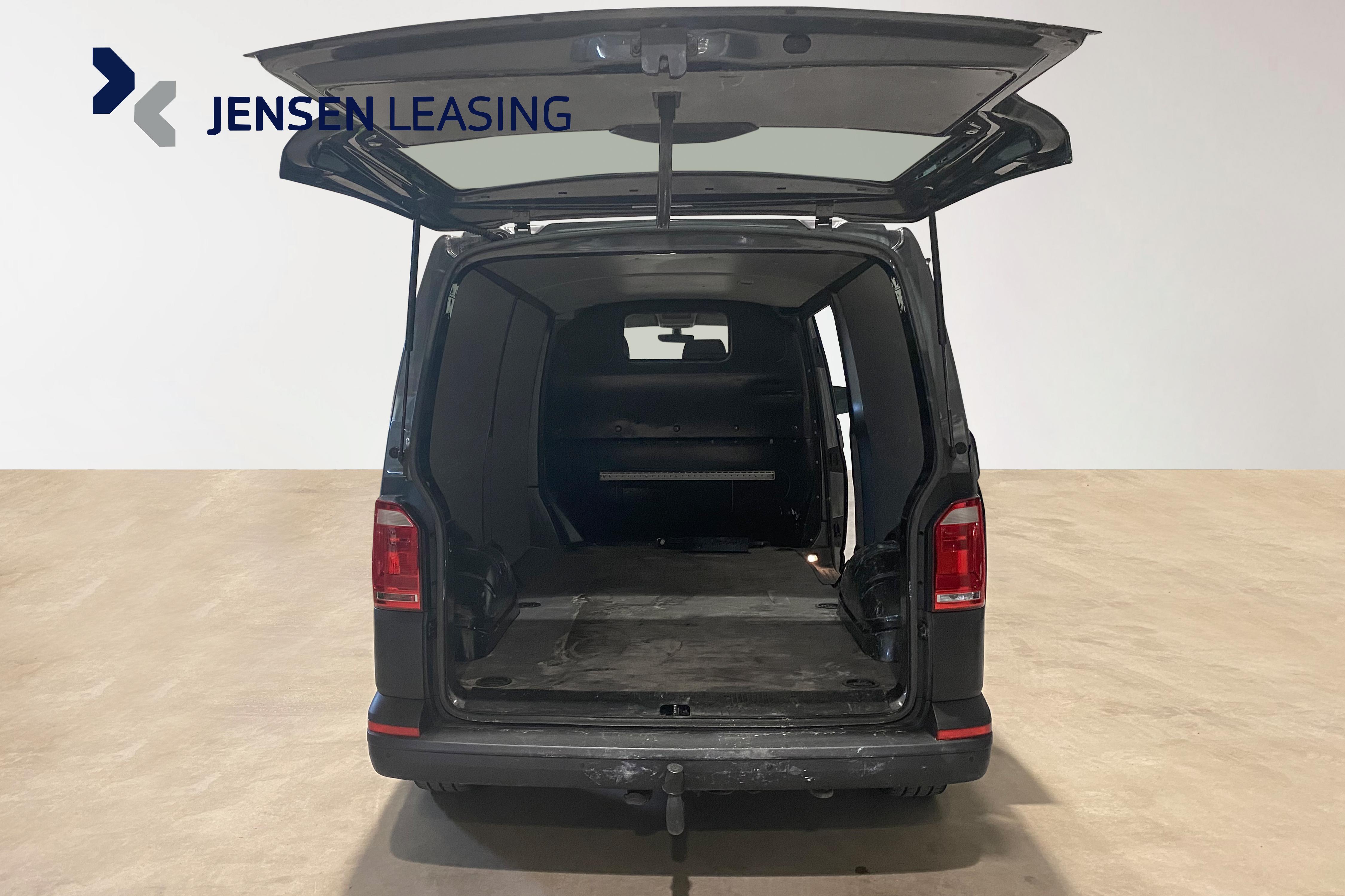 VW 2,0 TDi 150 Kassevogn DSG lang leasing